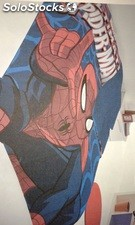 Edredon Nordico Spiderman
