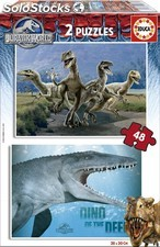 Educa Borras - 2x48 Jurassic World