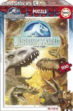 Educa Borras - 500 Jurassic World