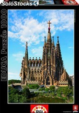 Educa Borras - Sagrada Familia 1000