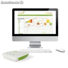 Efergy engage Hub Solo, controlador de consumo eléctrico on-line