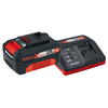 Einhell Kit de inicio de bateria Power X-Change 18 V 4 Ah 4512042