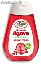 El Granero Integral Bio Sirop d'agave Strawberry 335g