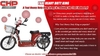 Electric bike Heavy Duty King B008C-Hummer