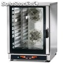 Electric convection oven for gastronomy and pastry-mod. mid 10 dig-digital