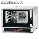 Electric convection oven for gastronomy and pastry-mod. mid 4 dig-digital