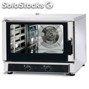 Electric convection oven for gastronomy and pastry-mod. mid 4 mec-with direct