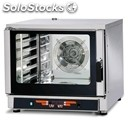 Electric convection oven for gastronomy and pastry-mod. mid 5 dig-digital
