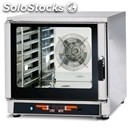 Electric convection oven for gastronomy and pastry-mod. mid 6 dig-digital