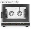 Electric convection oven - indirect moistening - cod. ekf412us - for