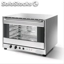 Electric convection oven - mod. iso p lux - humidifier with upgraded fan - n. 4