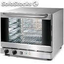 Electric convection oven - mod. sahara 60/4 new - n. 4 racks - tray dimensions