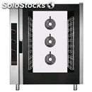 Electric convection oven with direct steam injection - cod. ekf1021ud - capacity