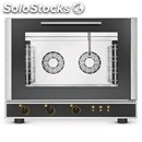 Electric convection oven with direct steam injection - cod. ekf411ud - capacity