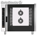 Electric convection oven with direct steam injection - cod. ekf621ud - capacity