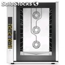 Electric convection steam oven - cod. ekf1064eud - electronic controls - for