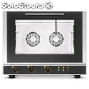 Electric convection steam oven - cod. ekf464ud - for bakeries and patisseries -