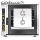 Electric convection steam oven - cod. ekf664.3eud - electronic controls - for