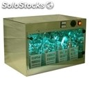 Electric countertop cutlery sterilizer - ultraviolet rays - mod. tuq231 -