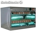 Electric countertop egg sterilizer - ultraviolet rays - mod. tuz231 - capacity