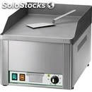 Electric countertop griddle - mod. fry1/lc - smooth chrome plate - power 3 kw -