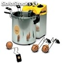 Electric egg cooker mod. dv3188 - power 1850w - supply 230v single phase 50/60hz