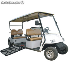 Electric Golf Cart 4 pax + Wheelchair