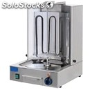 Electric gyros with armoured heating element - mod. ge1 - n.1 cooking zone -