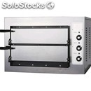 Electric pizza oven mod. mini - manual control panel - single phase/three phase