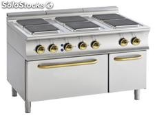 Electric range + electric oven Cantilever 900
