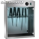 Electric sterilizer for knives-ultraviolet-mod. suv 14-14 knives-capacity power
