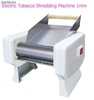 Electric tobacco shredder (etp11)