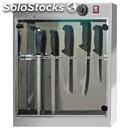 Electric wall-hung knife sterilizer - ultraviolet rays - mod. h22d - magnetic -