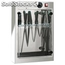 Electric wall-hung knife sterilizer - ultraviolet rays - mod. h26 - capacity 15