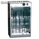 Electric wall-hung knife sterilizer - ultraviolet rays - mod. h41 - capacity 30