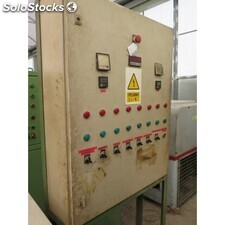 Electrical Panel of forced supply.