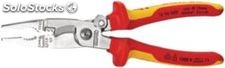 Electricians Pliers With Cable Cutter Vde