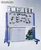 Electro-pneumatic work bench for technical schools - DL-DP201