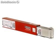 Electrodo soldadura lincoln inoxidable linox 308L 2.5X350MM 610140 120 pz