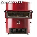 Electronic electric pizza oven - mod. fire - single deck oven - fully stainless