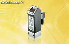 Electronic pressure switch A/F 30, menu-controlled