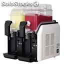 Electronic slush machine-mod. big biz 2-also suitable for cold creams sorbets