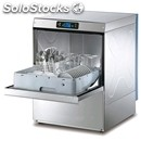 Electronic stainless steel dishwasher - mod. pl54e - single phase supply -