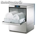 Electronic stainless steel dishwasher - mod. pl56e - three phase supply -