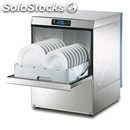 Electronic stainless steel dishwasher - mod. sm56th - three phase supply -