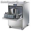 Electronic stainless steel pot and pan washer - mod. sm951e - three phase supply