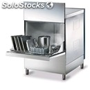 Electronic stainless steel pot and pan washer - mod. sm991e - 2 cesti - three