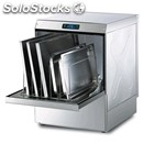 Electronic stainless steel pot and pan washer - mod. x84e - three phase supply -