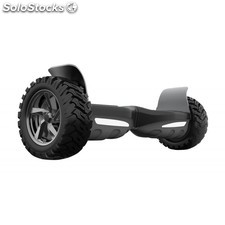 "Elements - patin electrico 2 ruedas 8.5""off road autobalance con altavoces"