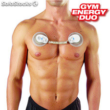 Eletroestimulador Gym Energy Duo